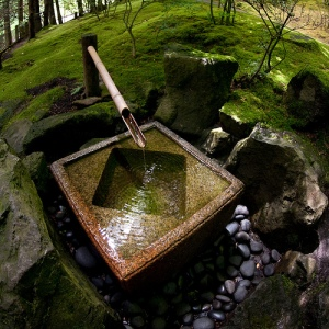 Garden designer london some phraseology of bamboo garden for Japanese garden water fountain